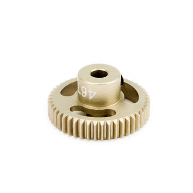 Calandra Racing CLN64046 Gold Standard Pinion Gear 64P/Pitch 46T/Tooth