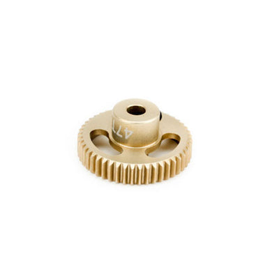 Calandra Racing CLN64047 Gold Standard Pinion Gear 64P/Pitch 47T/Tooth