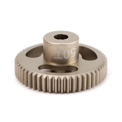 Calandra Racing CLN64050 Gold Standard Pinion Gear 64P/Pitch 50T/Tooth