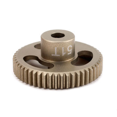 Calandra Racing CLN64051 Gold Standard Pinion Gear 64P/Pitch 51T/Tooth