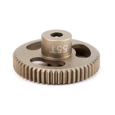 Calandra Racing CLN64055 Gold Standard Pinion Gear 64P/Pitch 55T/Tooth