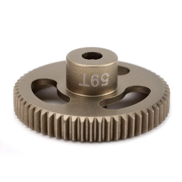 Calandra Racing CLN64059 Gold Standard Pinion Gear 64P/Pitch 59T/Tooth