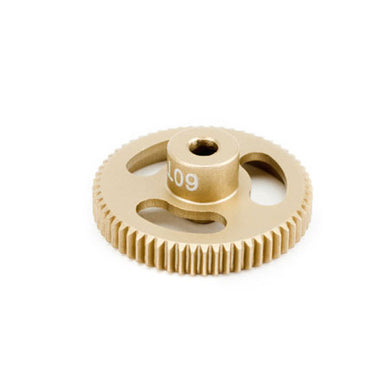 Calandra Racing CLN64060 Gold Standard Pinion Gear 64P/Pitch 60T/Tooth