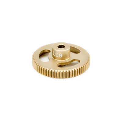 Calandra Racing CLN64063 Gold Standard Pinion Gear 64P/Pitch 63T/Tooth