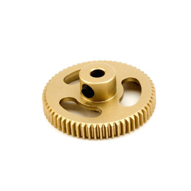 Calandra Racing CLN64064 Gold Standard Pinion Gear 64P/Pitch 64T/Tooth