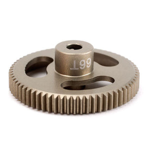 Calandra Racing CLN64066 Gold Standard Pinion Gear 64P/Pitch 66T/Tooth