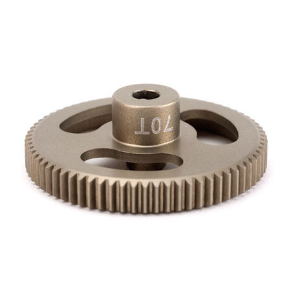 Calandra Racing CLN64070 Gold Standard Pinion Gear 64P/Pitch 70T/Tooth