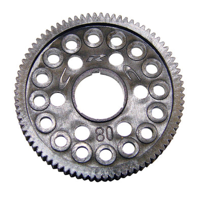 Calandra Racing CLN64180 Spur Gear 64P/Pitch 80T/Tooth