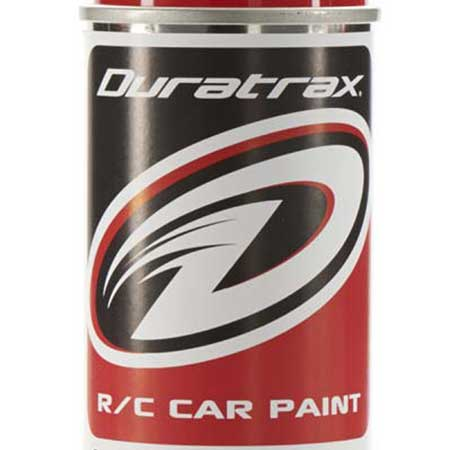 DuraTrax PC287 Polycarb RC Spray Paint Bright Red 4.5 oz
