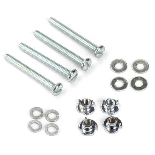 Du-Bro 128 Mount Bolt/Nuts 6-32 (4)