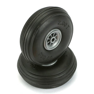 Du-Bro 200T Treaded Wheels 2  (2)