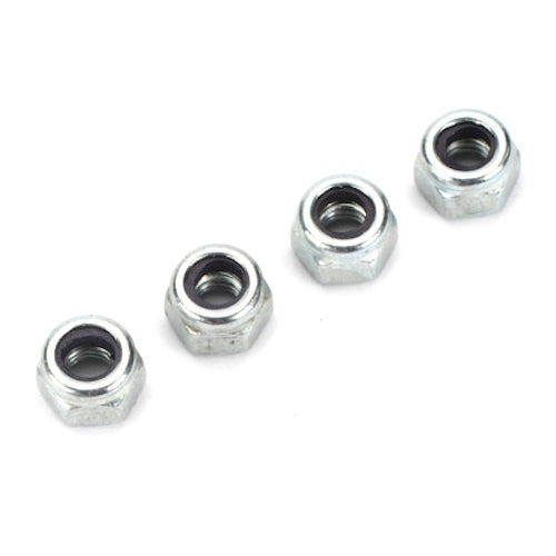 Du-Bro 2101 Nylon Locknut 3mm (4)