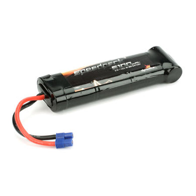Dynamite DYN1092EC Speedpack 5100mAh Ni-MH 7-Cell Flat with EC3 Conn