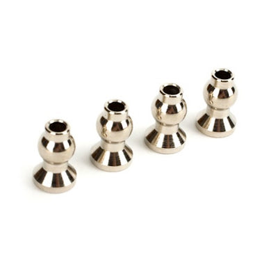 ECX ECX0839 Tie Rod Pivot Ball Set (4): Revenge Type E/N