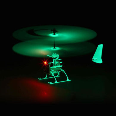 E-Flite Glow-in-the-Dark Conversion Kit (6 total parts): Blade mCX BNF & RTF