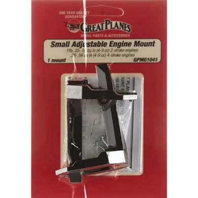 Great Planes GPMG1041 Adjustable Engine Mount .20-.48