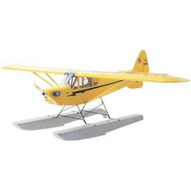 Great Planes GPMQ1882 .40-.60 Fiberglass ARF Sport Floats Set