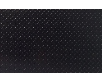 Hot Racing ACC1801DP 1/10 Scale Aluminum Black Diamond Plate (2)