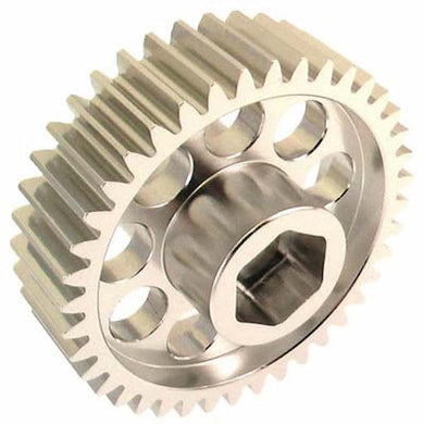 Hot Racing CB1025X Diff Spool Gear: Tamiya Clod Buster