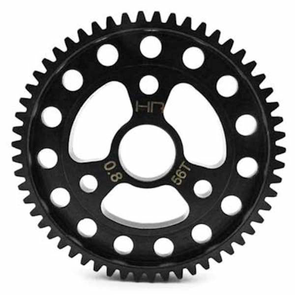 Hot Racing SWRA256 Steel Super Duty 32P 56T Spur Gear: Axial Wraith, AX10, SCX