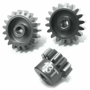 Hot Racing SLF2389 Alum Speed Tuned Pinion Gears 32p .8 Module:Traxxas Slash 4x4