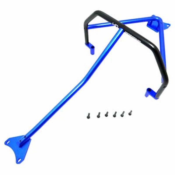 Hot Racing LCF11206 Blue Aluminum Inner Roll Cage LCG SI Rally