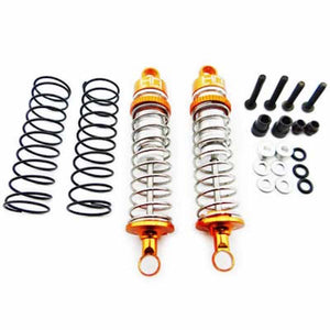 Hot Racing DMD62DP03 Alum 62mm Shock Assembly (2) Dromida SC4.18, MT4.18, BX4.18