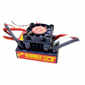 Hot Racing ESC303F01 Cooling Fan CSE Sidewinder SV3 ESC