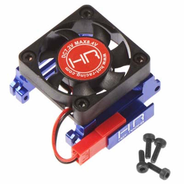 Hot Racing ESC303T06 Velineon VXL-3 ESC Heat Sink High Velocity Fan