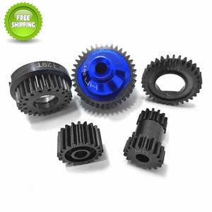 Hot Racing SJT1000XF06 #45 Steel Jato Gear Set: Jato 2.5 3.3