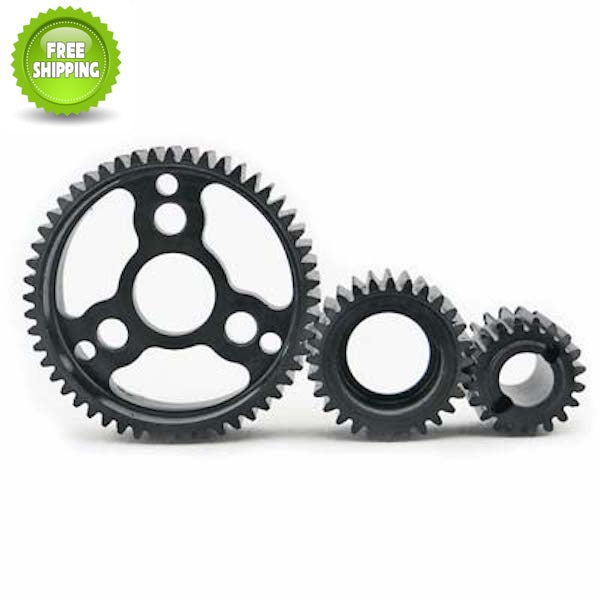 Hot Racing SSCP1000X Super Duty Light Weight Steel Gears:Axial AX10 Wraith SCX10
