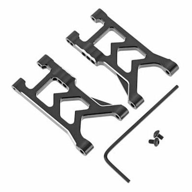 Hot Racing LTN5501 Aluminum Lower Suspension Arm Black LaTrax Teto