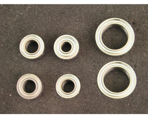 Hot Racing RSCP12BS Transmission Bearing Set Scp12lc