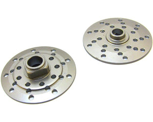 Hot Racing SCF15H Aluminum Vented Slipper Hub Set Sc104x4