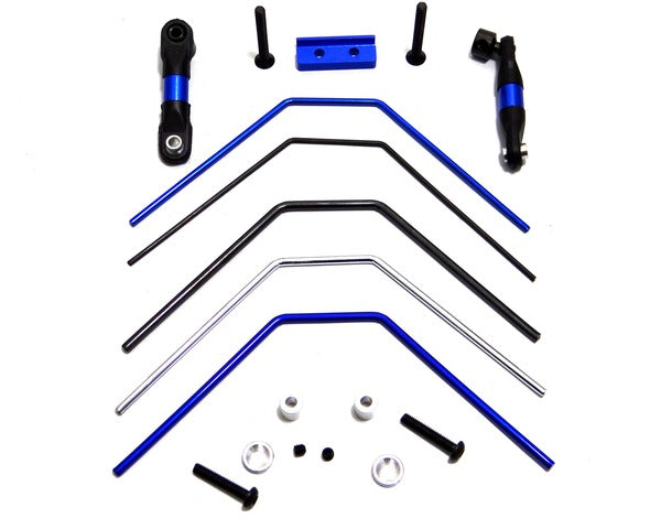 Hot Racing SCF311 Front Or Rear Hd Sway Bar Kit