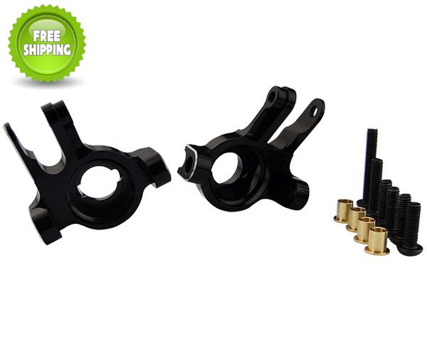 Hot Racing SCXT2101 Aluminum Steering Knuckles SCX10 II