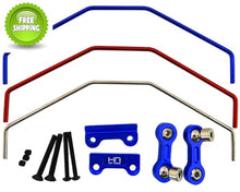Hot Racing XMX311X06 Aluminum Sway Bar Front/Rear X-Maxx