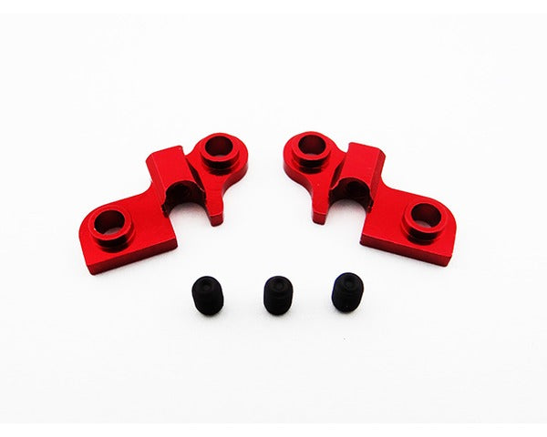 Hot Racing YEX311M02 Aluminum Rear Torsion Sway Bar Clamps - Axial Yeti Xl