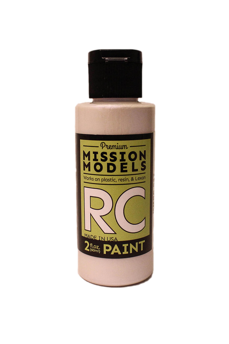 Mission Models MMRC-037 Water-Based RC Paint, 2oz Bottle, Color Change Blue