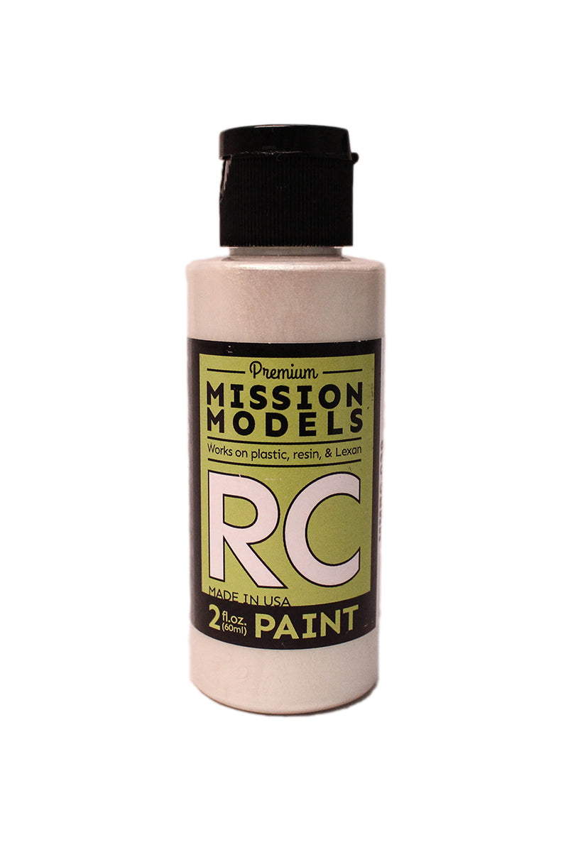 Mission Models MMRC-039 Water-Based RC Paint, 2oz Bottle, Color Change Green