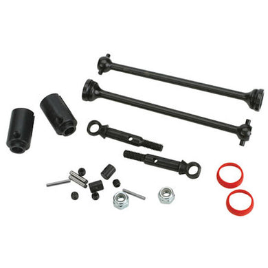 MIP 08106 C-CVD Drives Kit: Traxxas 1/10 Slash 2wd/Nitro Rustler/Nitro Stampede