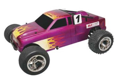 RJ Speed RJS1029 Clear Unpainted Stinger 10 Truck Body: Traxxas 1/10 Rustler 2wd