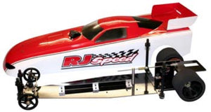 RJ Speed RJS2002 13  Wheelbase Funny Car Kit