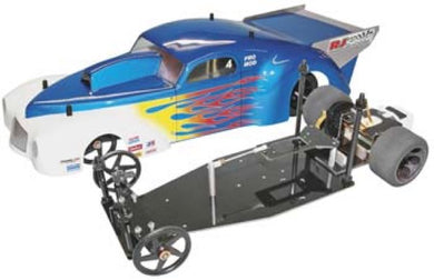 RJ Speed RJS2104 Nitro Drag Pro Mod Car Kit