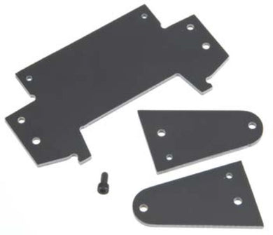 RJ Speed RJS5246 Front Axle Plate 3pc: Legends