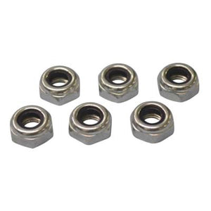 RJ Speed RJS7218 Diff Lock Nuts 1/4-28 (6)