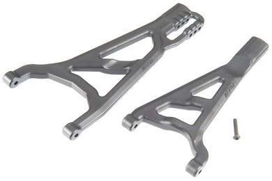 RPM 70372 Black Front Left A-Arms: 1/10 Traxxas 1/10 Summit, Revo & E-Revo
