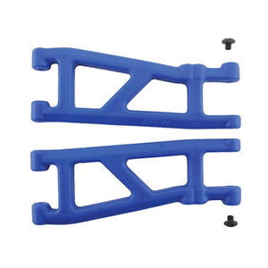 RPM 70745 Blue Rear Suspension A-Arms (2): Associated SC10 & RC10T4