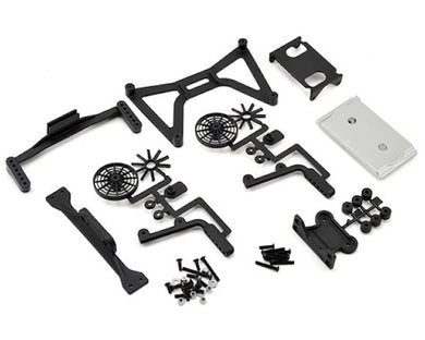 RPM 70920 No Clip Body Mounts: Traxxas Slash 4x4