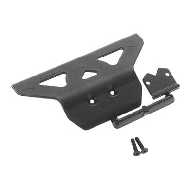 RPM 73022 Black Wide Front Bumper: Losi Mini 8ight 2.0